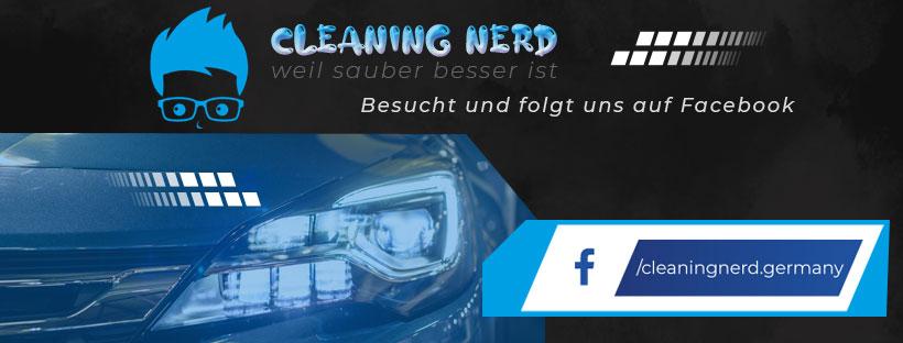 Cleaningnerd Facebook