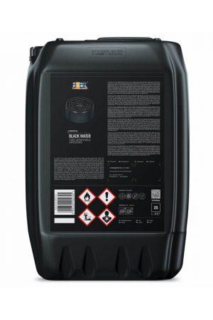Black Water Gummipflege 25L Kanister - ADBL
